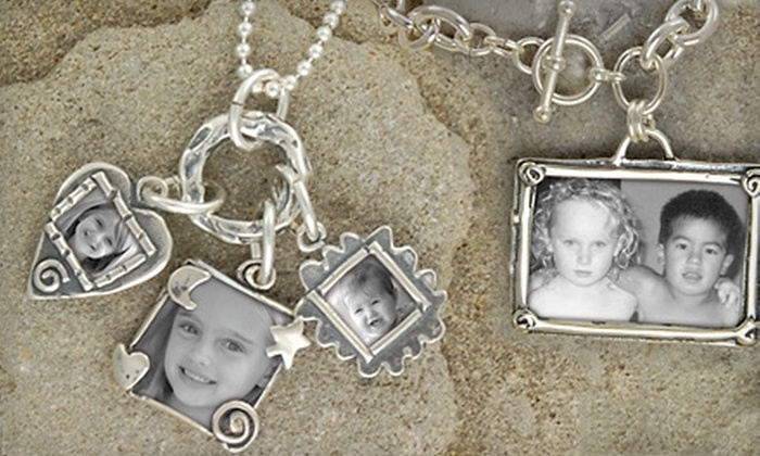 Michele Baratta: $20 for $40 Worth of Sterling Silver Jewelry from Michele Baratta