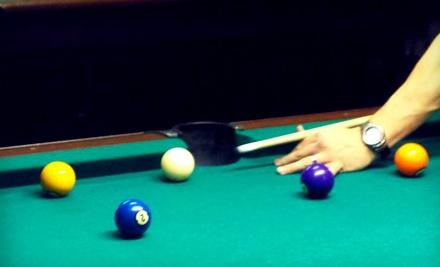Billiards Night for 2 (up to a $31 total value) - Diamond Billiards in Modesto
