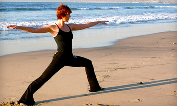 Yoga SRQ - Sarasota: $30 for One Month of Unlimited Yoga Classes at Yoga SRQ ($145 Value) in Sarasota