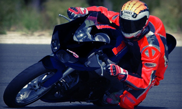 Two Wheel Adventures - Multiple Locations: Two-Hour Introductory Motorcycling or Scooter Course for One or Two at Two Wheel Adventures (Up to 67% Off)