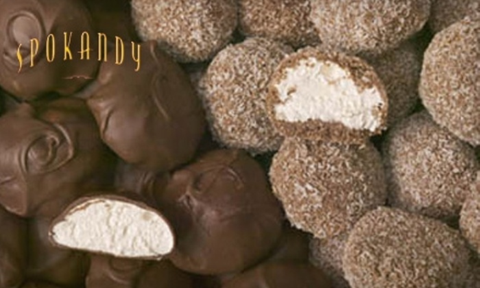 Spokandy - Multiple Locations: $8 for $16 Worth of Gourmet Candy at Spokandy