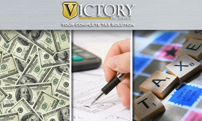 Victory Tax Service - Wicker Park: $49 for $99 Worth of Tax Prep Services from Victory Tax Service