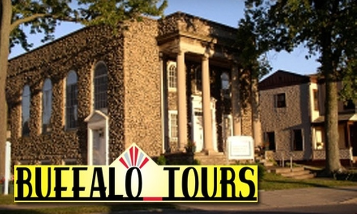 Buffalo Tours - Buffalo: $10 for Two Tickets to Walking Tour from Buffalo Tours (Up to $20 Value)