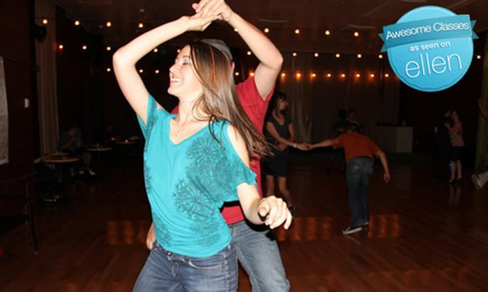 Overstreet Dance Gallery - Denver: $15 for One Month of Dance Classes and Postclass Parties at Overstreet Dance Gallery (Up to $30 Value)