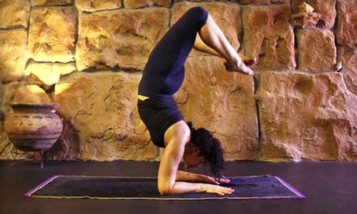 Anuttara Yoga Shala - Monaco Gardens Condo: One Month of Unlimited Classes or 10 Classes at Anuttara Yoga Shala in Deerfield Beach (Up to 77% Off)