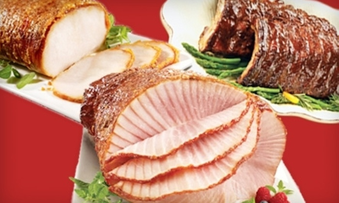 HoneyBaked Ham Co. and Café - Multiple Locations: $12 for $25 Worth of Gourmet Meats and Homestyle American Fare at HoneyBaked Ham Co. and Café