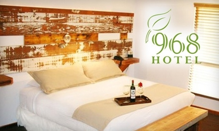 968 Park Hotel - San Francisco: $74 for a One-Night Hotel Stay at 968 Park Hotel in South Lake Tahoe