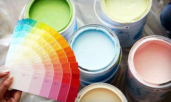 Paint Nashville - Nashville: $95 for Painting Services for One Room Up to 15'x15' from Paint Nashville ($250 Value)