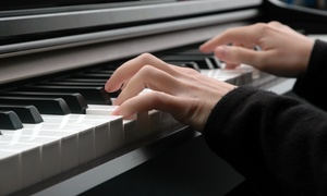 American Piano Studio: One Private Piano Lesson at American Piano Studio (43% Off)