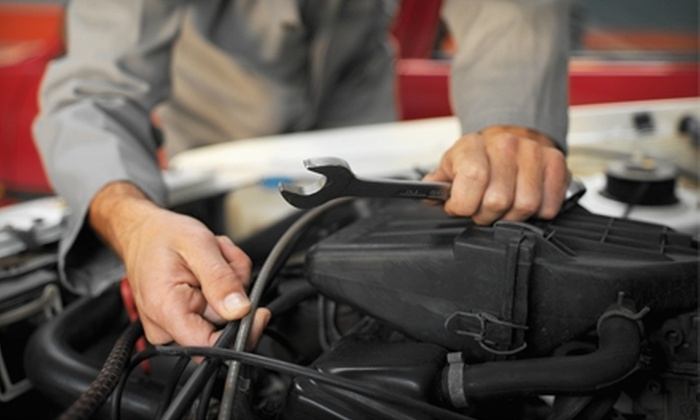 Superior Auto Service - Cuyahoga Falls: $29 for $70 Worth of Automotive Repair and Maintenance at Superior Auto Service