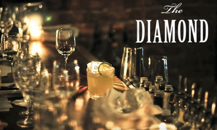 The Diamond - Vancouver: $45 for a Rookie Bartending Class at The Diamond