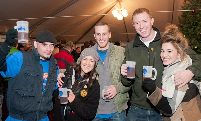Energy Events - Esther Short Park: Admission for One, Two, or Four to Vancouver Winter Brewfest December 11–13 (Up to 31% Off)