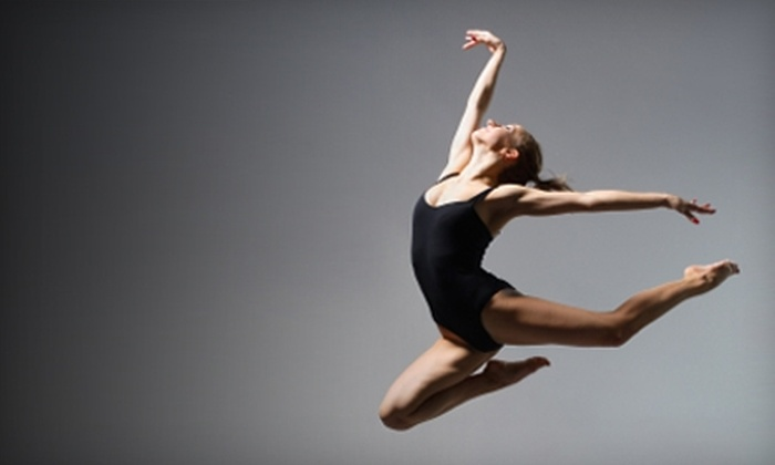 Centre For Dance - Dallas: $35 for Five Adult Classes ($75 Value) or $50 for One Month of Unlimited Kids' Classes ($225 Value) at Centre For Dance