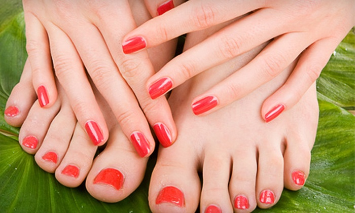 Styles Ltd - Baton Rouge: $40 for a Hydration Manicure and Spa Pedicure at Styles Ltd ($80 Value)