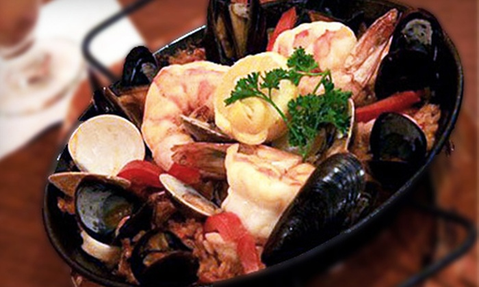 Cocina Latina Bar & Grill - Kew Gardens: Latin-Fusion Dinner for Two or Four at Cocina Latina Bar & Grill in Kew Gardens (Up to 65% Off)