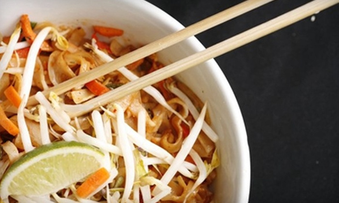 Nothing But Noodles - El Paso: $5 for $10 Worth of Noodles, Soups, and Salads at Nothing but Noodles