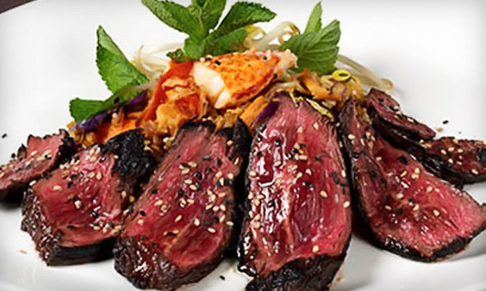 Maxwells 148 - Natick: $20 for $40 Worth of Classic Italian Cuisine and Authentic Asian Fare at Maxwells 148 in Natick