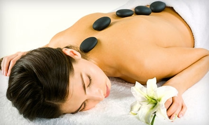 Heavenly Touch Massage - Chattanooga: $30 for One-Hour Hot-Stone Massage at Heavenly Touch Massage