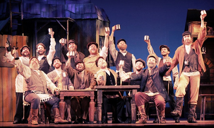 """""""Fiddler on the Roof"""" - New Brunswick: $22 for Theater Outing to """"Fiddler on the Roof"""" at State Theatre in New Brunswick (Up to $45 Value). Three Shows Available."""