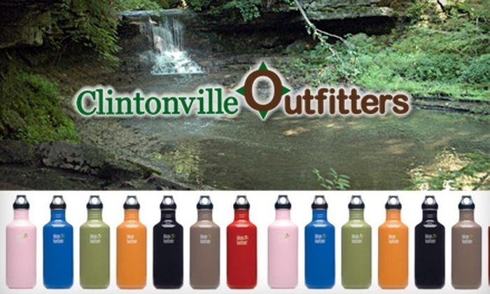 Clintonville Outfitters - Clintonville: $12 for $25 Worth of Outdoor Gear at Clintonville Outfitters