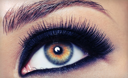 30-Minute Makeup Lesson with Weekend Lash Extensions for One (a $105 value) - FYUBI Makeup & Brow Studio in Washington