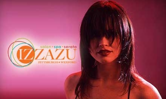 Izzazu International Salon - Multiple Locations: $25 for $60 Toward a Haircut and Additional Services at Izzazu International Salon
