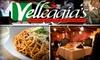 Half Off at Velleggia's Italian Seafood