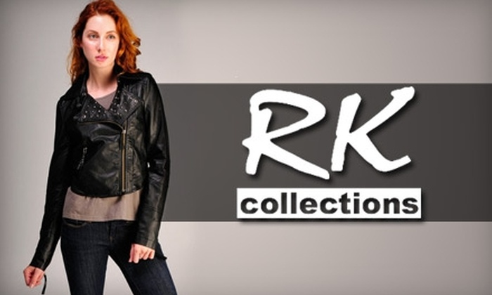 RK Collections - Little Rock: $25 for $50 Worth of Men's and Women's Clothing and Accessories at RK Collections
