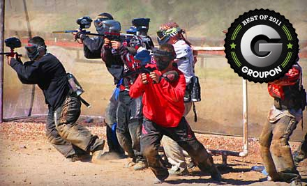 Paintball Outing For 1 - Disruptive Paintball in Marana