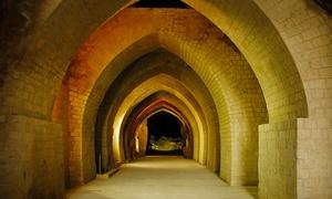 MEDEA Art (Napoli): Visite narrate tra grotte e misteri di Napoli con Medea Art a 9,99 €