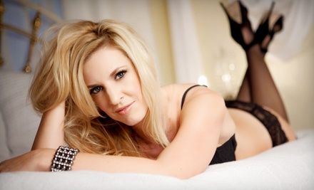 30-Min Boudoir Photo Shoot (a $299 value) - Studio 520 Photography in Tucson