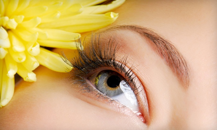 The Body Remedy - Tyner - Greenwood: Natural Look, Mascara Look, or Diva Look Xtreme Eyelash Extensions at The Body Remedy (Up to 72% Off)