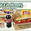 $10 for Subs and More at Mr. Goodcents