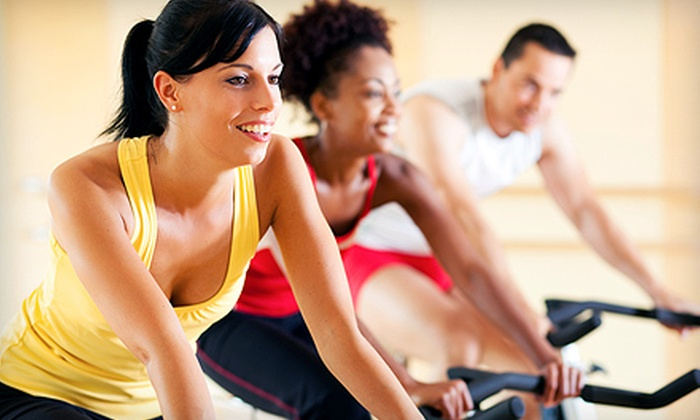 Super Impact Fitness Studio - Bergen/Lafayette: 5, 10, or 15 Fitness Classes with Wellness Consultation at Super Impact Fitness Studio in Jersey City (Up to 80% Off)