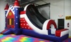Bouncy Town USA - Windsor: Regular Admission, Parents' Night Out, or Birthday Package from Bouncy Town USA in Windsor