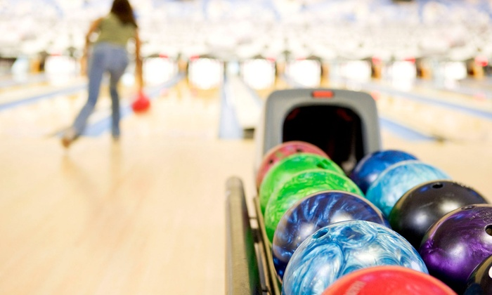 Van Houten Lanes - Athenia: Two Hours of Bowling, Shoe Rental, and One Pitcher of Beer or Soda for Up to Six at Van Houten Lanes (Up to 70% Off)