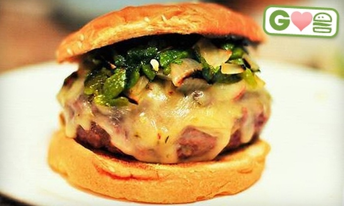 The Joint - Miami: $15 for $30 Worth of Burgers and American Dinner Fare at The Joint
