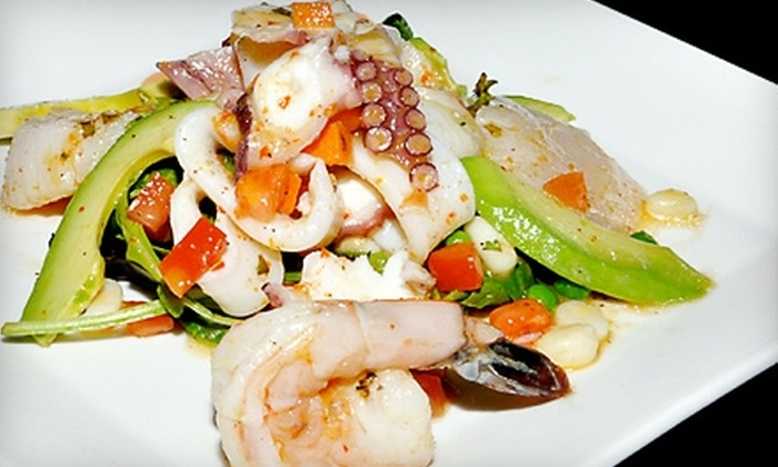 La Costanera - Montara Beach: $20 for $40 Worth of Peruvian Fare and Drinks at La Costanera in Montara Beach