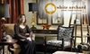 White Orchard Home Furnishings Inc. - Orchard Park: $20 for $100 Worth of Furniture and Accessories or $40 for Home Consultation and Decorating Plan ($100 Value) at White Orchard Home Furnishings