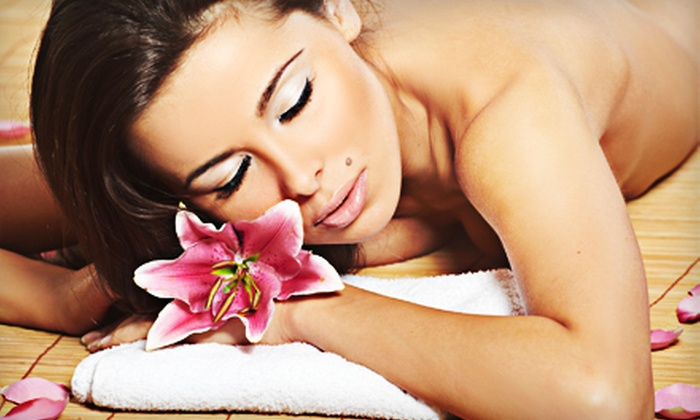 Parma Spa and Center for Health - Old Courthouse: $199 for a Couples Spa Package with Massage and Champagne at Parma Spa and Center for Health in Vienna ($590 Value)