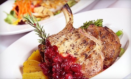Tap Restaurant: $20 Groupon for Lunch  - Tap Restaurant in Surrey