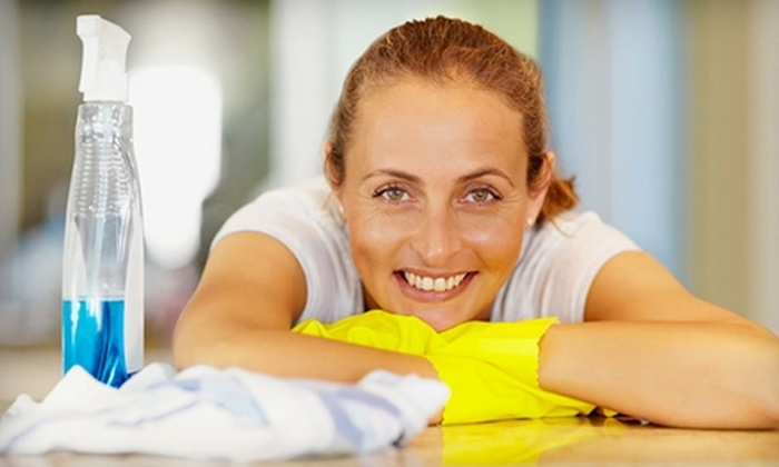 Clean Break - Uptown: $60 for Three Hours of House-Cleaning Services from Clean Break (Up to $120 Value)