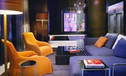 1-Night Stay for Two in a Queen of Art Room - Hotel Max in Seattle