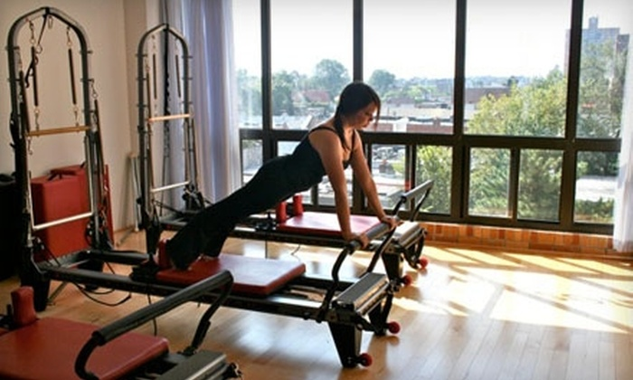 Spencer Pilates Arts - Forest Hills: $49 for One Month of Unlimited Mat and Reformer/Tower Classes at Spencer Pilates Arts in Forest Hills ($145 Value)