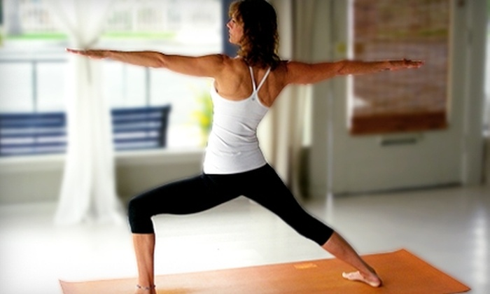 The Yoga Body Oceanside - Townsite: $24 for Five Drop-in Yoga Classes at The Yoga Body Oceanside in Oceanside
