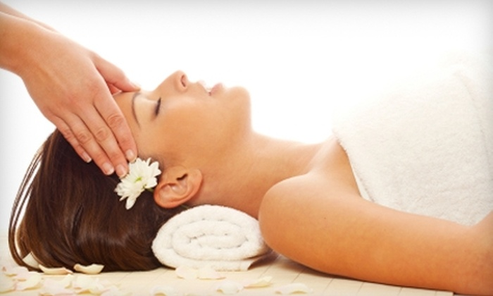 Ethos Fitness Spa for Women - Midland Park: Massage or Facial and One-Month Fitness Membership to Ethos Fitness Spa for Women in Midland Park