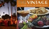 The Vintage - San Juan Capistrano: $35 for Unlimited Cuisine and Drinks at The Vintage ($75 Value)