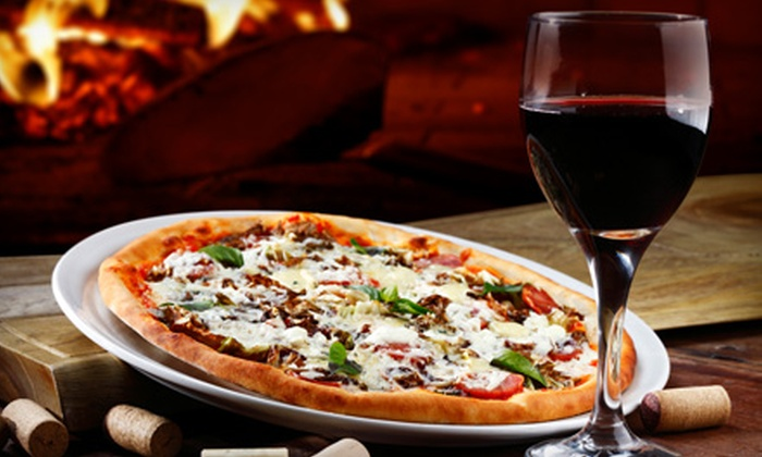 Simi Winery - Healdsburg: Pizza and Wine Tasting for Two at Simi Winery in Healdsburg. 15 Dates Available.