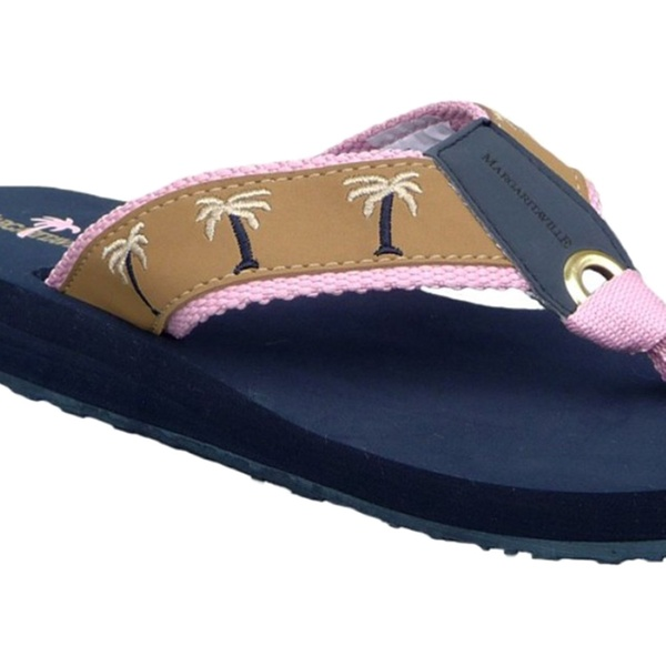 0487f84cd Margaritaville Women s Breezy Cushioned Thong Sandal