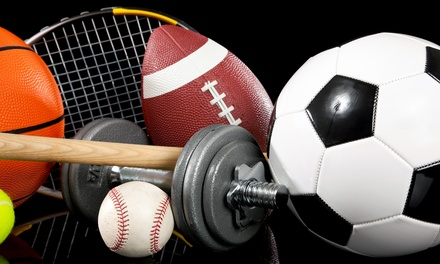 $15 for $30 Worth of Sports Gear and Equipment at Play It Again Sports